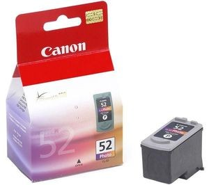 Original Colour Canon CL-52 Ink Cartridge - (0619B001)
