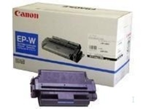 Original Black Canon EP-W Toner Cartridge - (1545A003AA)