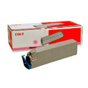Original OKI Magenta Toner Laser Cartridge 41963606