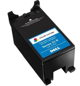 Original High Capacity Tri-Colour Regular Use Dell X754N Inkjet Cartridge 592-11314