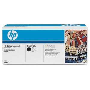Genuine Magenta HP CE743A Toner Cartridge - CE740A