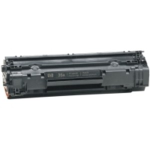 Compatible Black HP 35A Toner Cartridge - CB435A