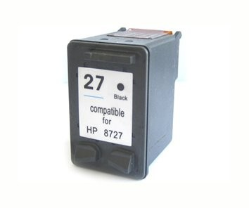 Compatible HP 27 Black Ink Cartridge
