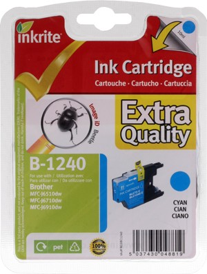 Brother Compatible lc1240 Cyan Printer Ink Cartridges