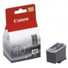 Original Black Canon PG-40 Ink Cartridge - (0615B001)