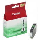 Original Green Canon CLI-8G Ink Cartridge - (0627B001)
