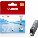 Original Cyan Canon CLI-521C Ink Cartridge - (2934B001AA)