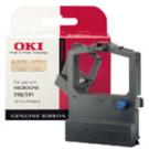 Original Colour OKI 40107101 Ink Ribbon - 40107101