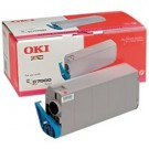 Original Oki Type C2 Magenta Toner Laser Cartridge 41304210