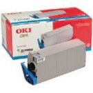 Original Oki Type C2 Cyan Toner Laser Cartridge 41304211