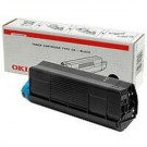 Original Oki Type C6 Black Toner Laser Cartridge 42127408