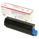Original Oki Type C6 High Capacity Yellow Toner Laser Cartridge 42127454