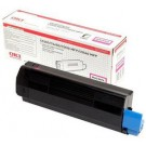 Original Oki Type C6 High Capacity Magenta Toner Laser Cartridge 42127455