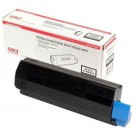 Original Oki Type C6 High Capacity Black Toner Laser Cartridge 42127457