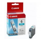 Original Cyan Canon BCI-6C Ink Cartridge - (4706A002)