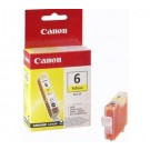 Original Yellow Canon BCI-6Y Ink Cartridge - (4708A002)