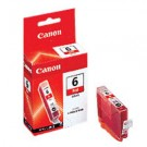 Original Red Canon BCI-6R Ink Cartridge - (8891A002)