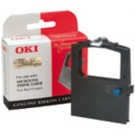 Original OKI Microline Black Nylon Ink Ribbon 09002310 Fax Printer Cartridge