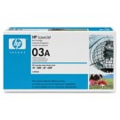 Genuine Black HP 03A Toner Cartridge - C3903A