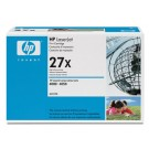 Genuine High Capacity Black HP 27X Toner Cartridge - C4127X