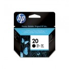 Genuine High Capacity Black HP 20 Ink Cartridge - C6614DE