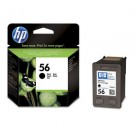Genuine High Capacity Black HP 56 Ink Cartridge - C6656AE