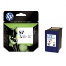 Genuine High Capacity Tri-Colour HP 57 Ink Cartridge - C6657A