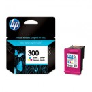 Genuine Tri-Colour HP 300 Ink Cartridge - CC643EE