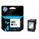 Genuine Black HP 301 Ink Cartridge (190 Pages) - CH561EE