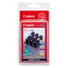 Original Multipack 3-Colour (C/M/Y) Canon CLI-526 Ink Cartridge - (4541B006AA)