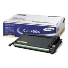 Genuine Samsung CLP-Y600A Yellow Toner Cartridge (CLP-Y600A/SEE)