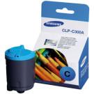 Genuine Samsung CLPC300A Cyan Toner Cartridge (CLPC300A/SEE)