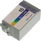 Compatible Tri-Colour Canon BCI-15C Ink Cartridge Twin pack