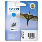 Genuine Cyan Epson T0452 Ink Cartridge