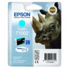 Genuine Cyan Epson T1002 Ink Cartridge