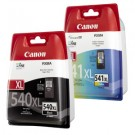 Twin Pack Extra Large PG540xl and CL541xl Printer Inks
