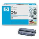 Genuine Black HP 24A Toner Cartridge - Q2624A