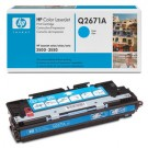 Genuine Cyan HP Q2671A Toner Cartridge - Q2671A