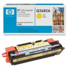 Genuine High Capacity Yellow HP Q2682A Toner Cartridge - Q2682A