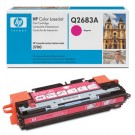 Genuine High Capacity Magenta HP Q2683A Toner Cartridge - Q2683A