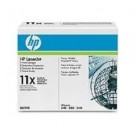 Genuine Multipack High Capacity Black HP 11X Toner Cartridge - Q6511XD