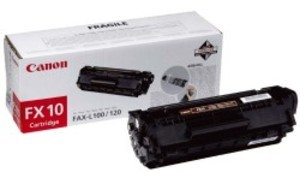 Original Black Canon FX-10 Toner Cartridge - (0263B002AA)