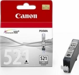 Original Grey Canon CLI-521GY Ink Cartridge - (2937B001AA)