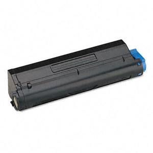 Original Black OKI 43979102 Toner Laser Cartridge - 43979102