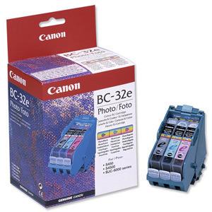 Original Canon BC-32E Ink Cartridge - (4610A002)