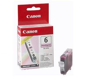 Original Photo Magenta Canon BCI-6 Ink Cartridge - (4710A002)