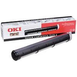 Original OKI 00079801 Black Toner Laser Cartridge 00079801
