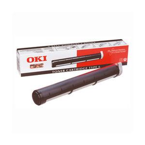 Original OKI 4581 Black Toner Laser Cartridge 09002395