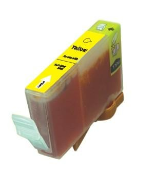 Compatible Yellow Canon BCI-6Y