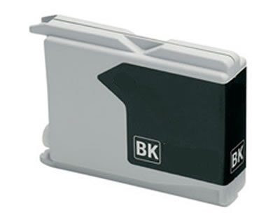 Compatible Black Brother LC-1100BK Ink Cartridge (LC1100BK)